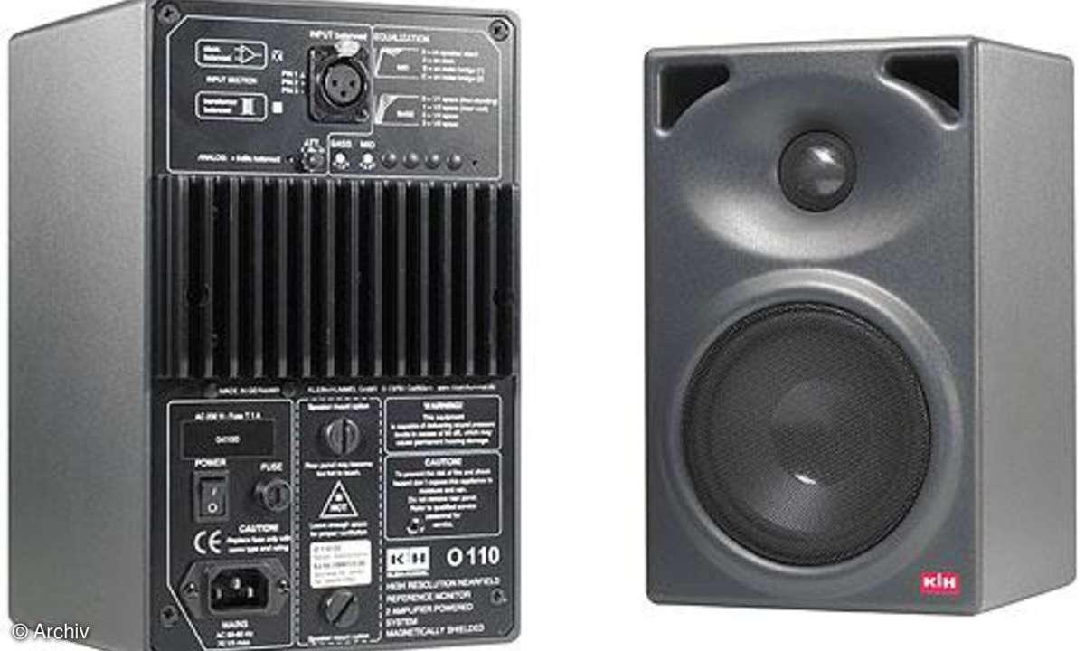 Lautsprecher Klein + Hummel O 110