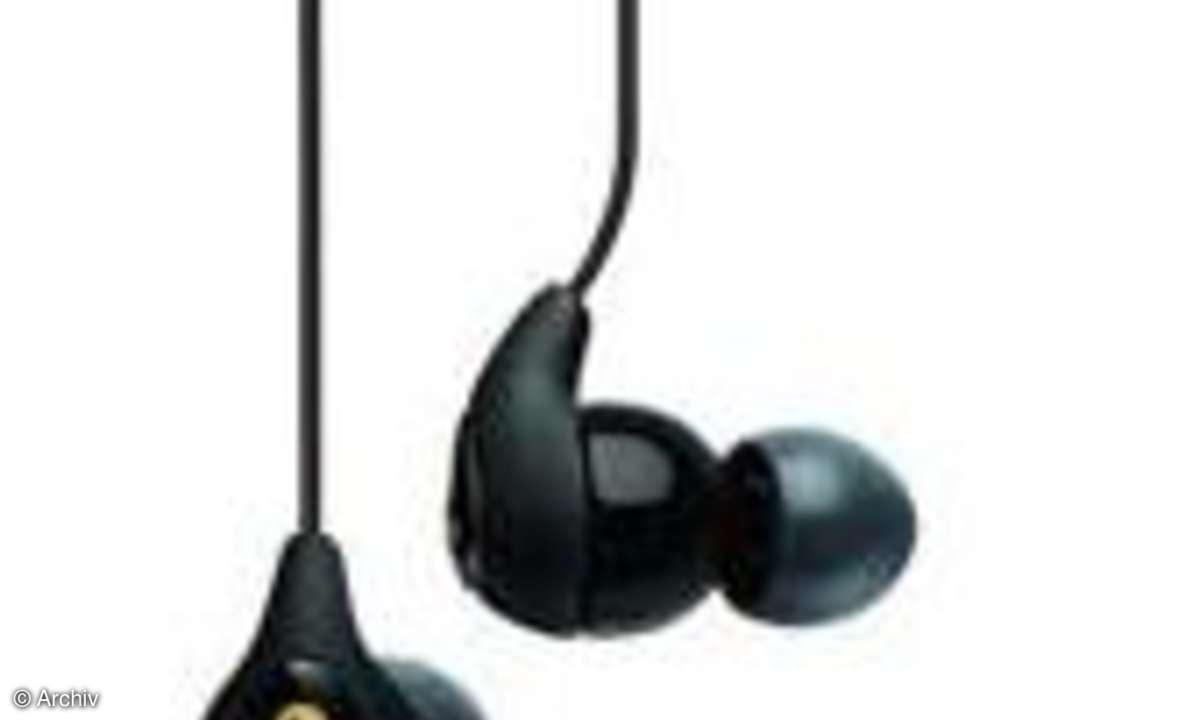 Kopfhörer Shure SE 115