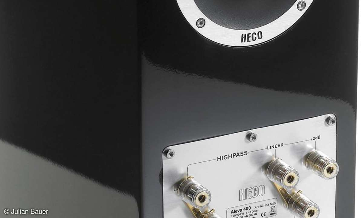 Lautsprecher Heco Aleva 400