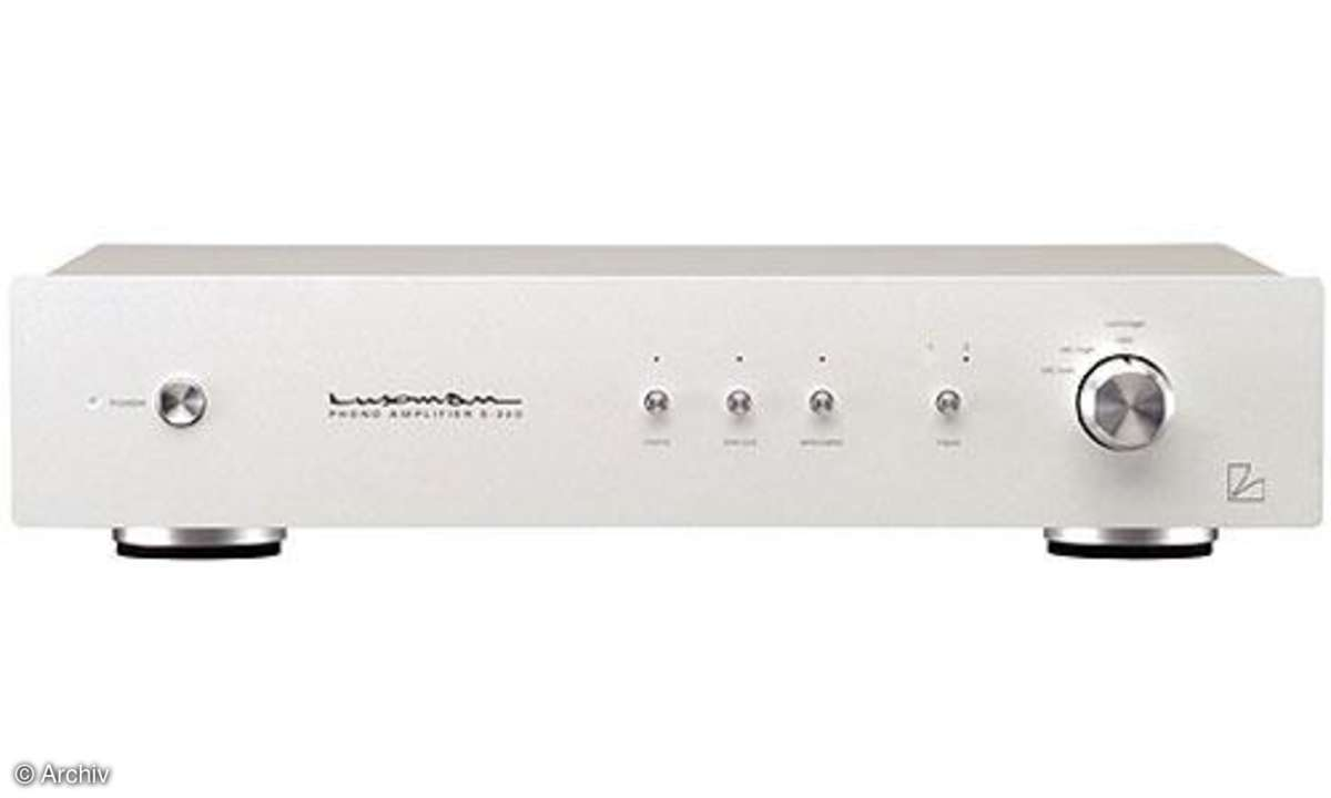 Phono-Vorstufe Luxman E 200