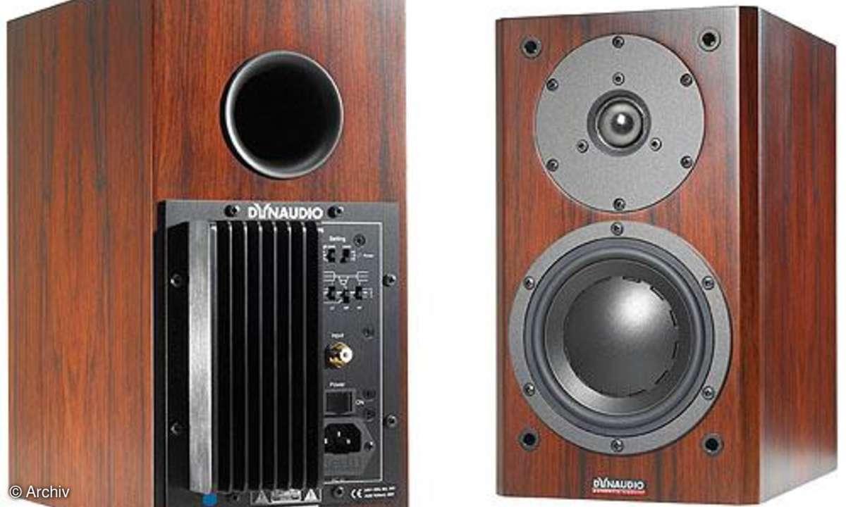 Lautsprecher Dynaudio Focus 110 A