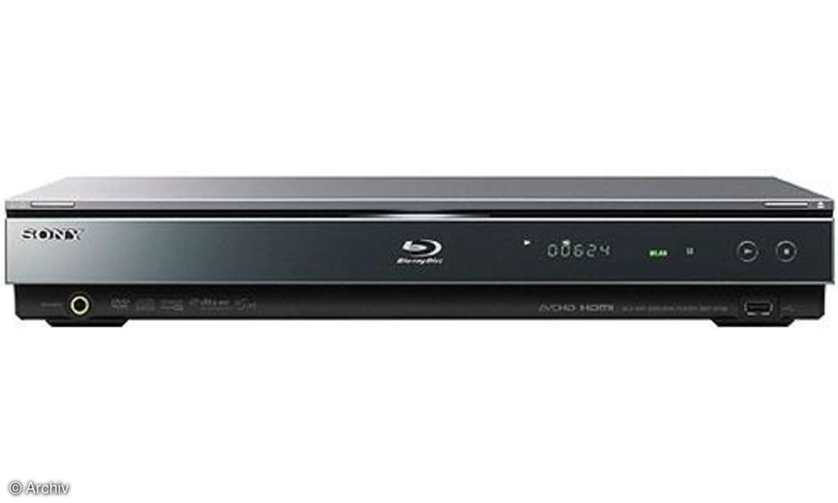 Blue-ray-Player Sony BDP S 760