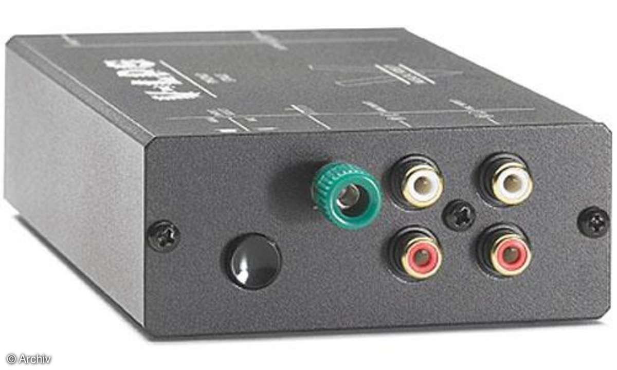 Phono-Vorverstärker Musical Fidelity V-LPS