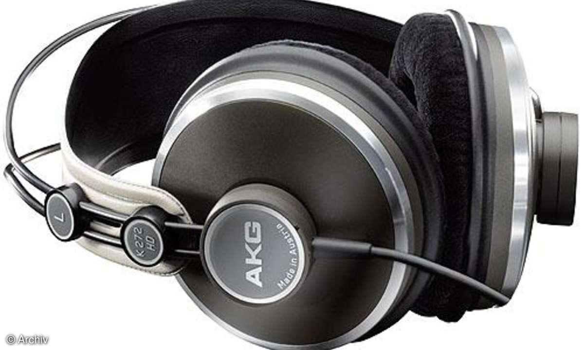 Kopfhörer AKG K 272 HD