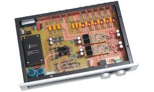 Spectral DMC 15 Innenansicht