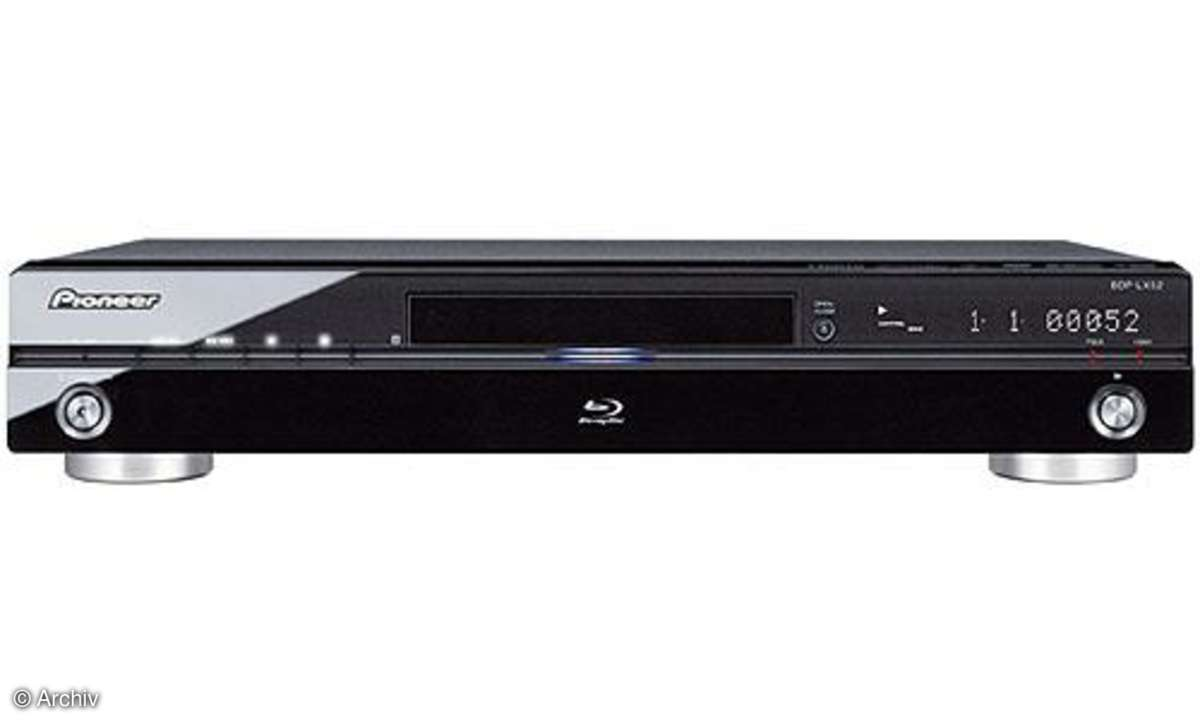 Blue-ray-Player Pioneer BDP LX 52