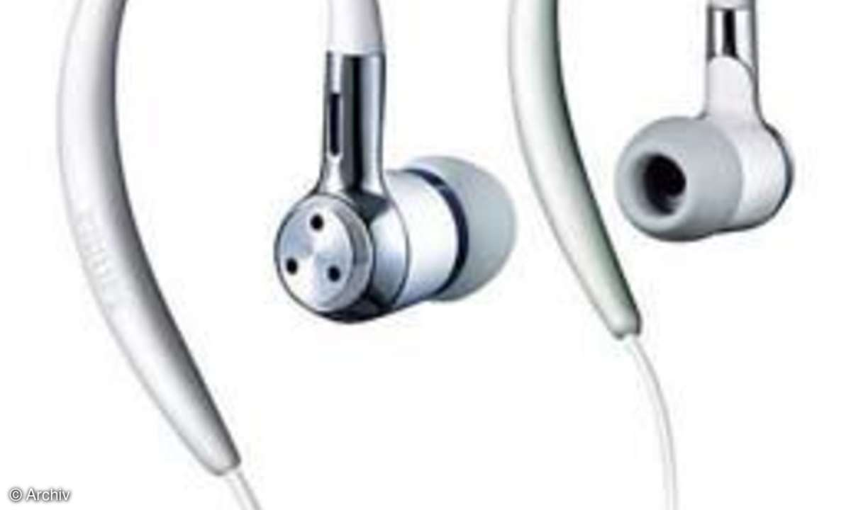 Kopfhörer Philips SHS 8001