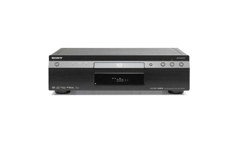 blu ray player sony bdp s 5000 es connect. Black Bedroom Furniture Sets. Home Design Ideas