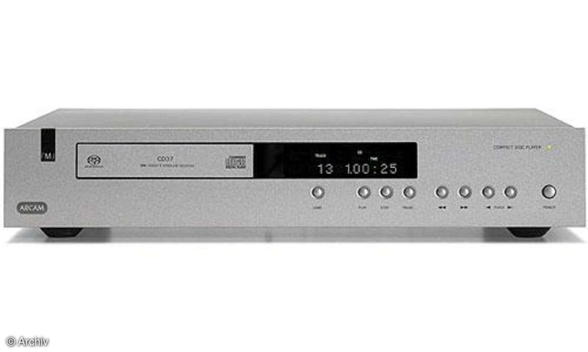 SACD/CD-Player Arcam CD 37