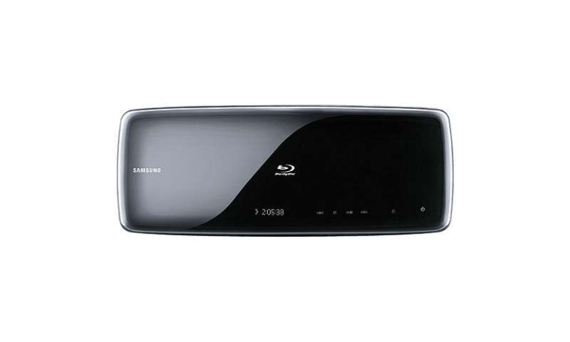 Blue-Ray Player Samsung BDP 4610