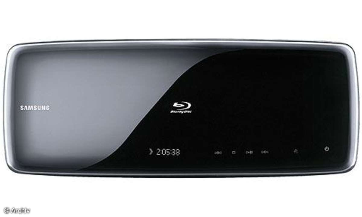 Blue-ray-Player Samsung BDP 4610