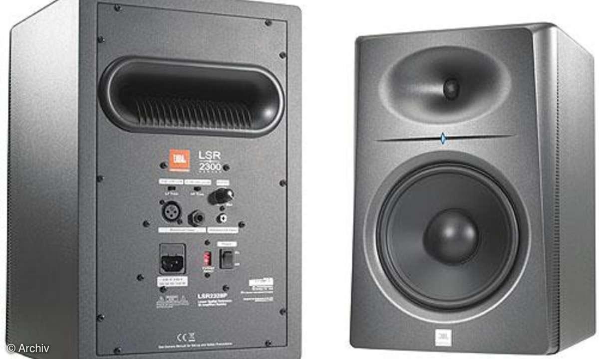 Lautsprecher JBL LSR 2328 P