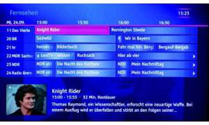IPTV-Angebot T-Entertain von T-Home