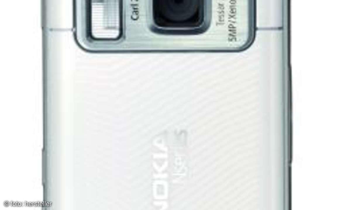 Dauertest Nokia N82