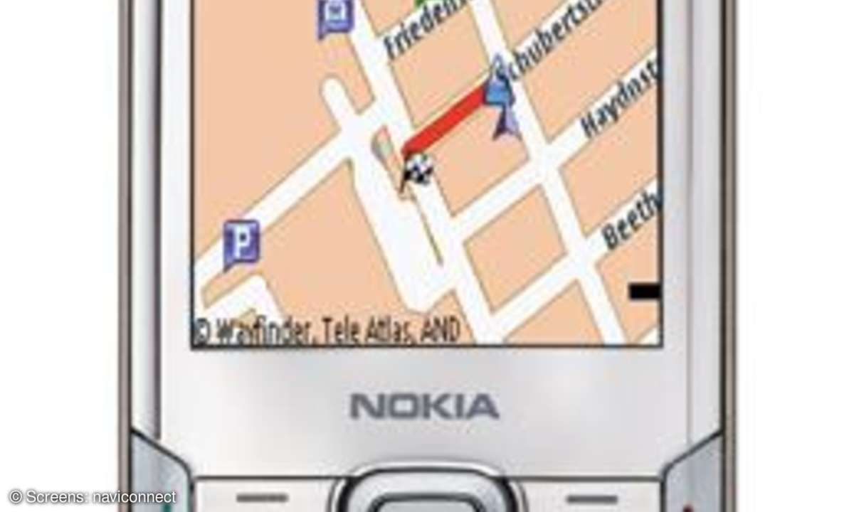 Wayfinder Navigator/Maps