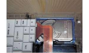 Festplatte im Toshiba Portege R400