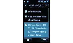 Dauertest LG KU990 Viewty