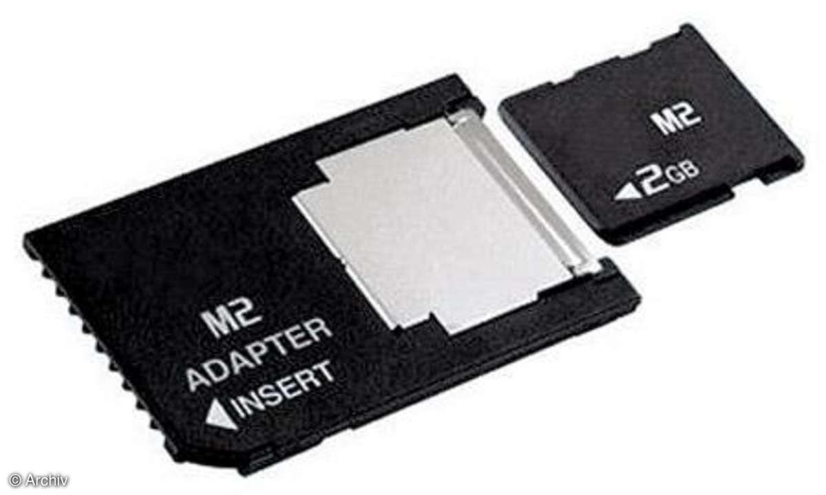 Memory-Stick Micro