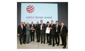 red dot award für Bose