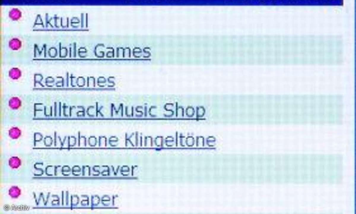 Screen Windows Mobile