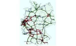 Verkehrsinformationssystem HD Traffic von TomTom und Vodafone