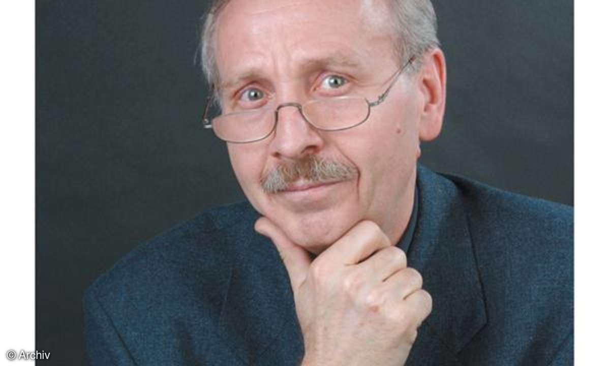 Dipl. Ing. Peter Schüller