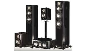 Lautsprecher-Familie Elac 240