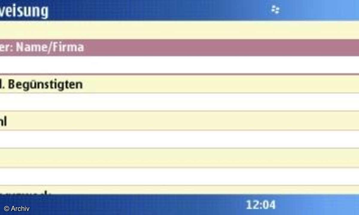 Dauertest Nokia Communicator E90