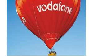 Vodafone-Ballonfahrt