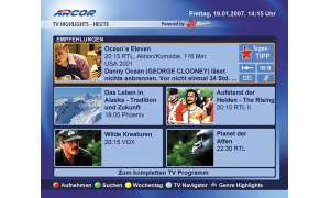 Arcor-Digital TV