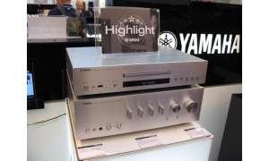 Yamaha a700 + CD 700