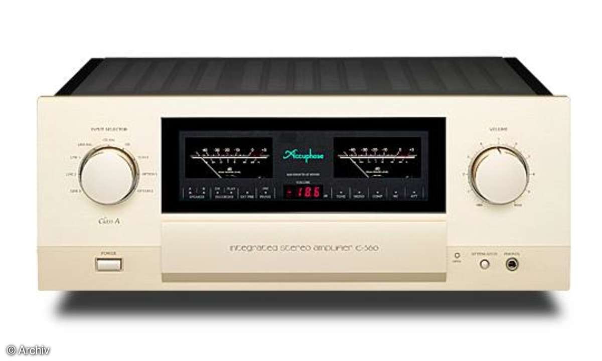 Accuphase E 560