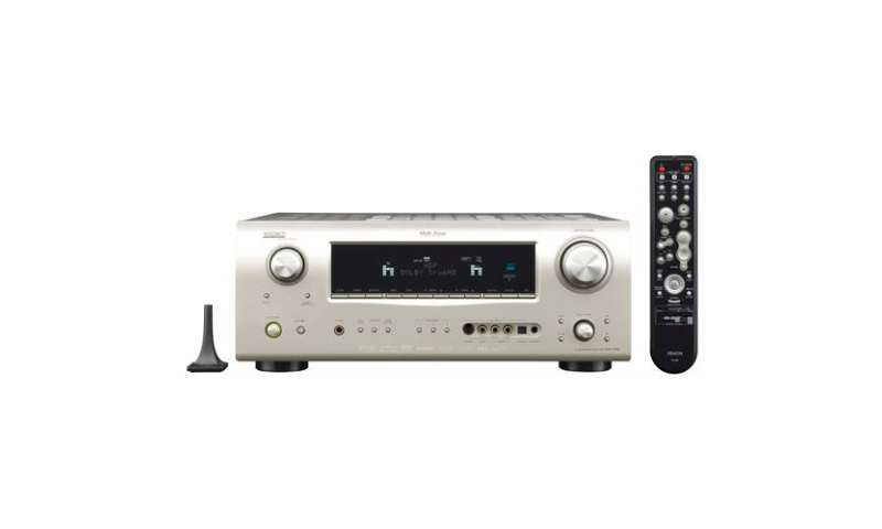how to connect mac to av receiver