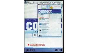 Nokia Serie 60 Minimap