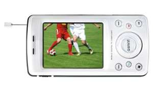 Testbericht TV-Handy GSmart t600