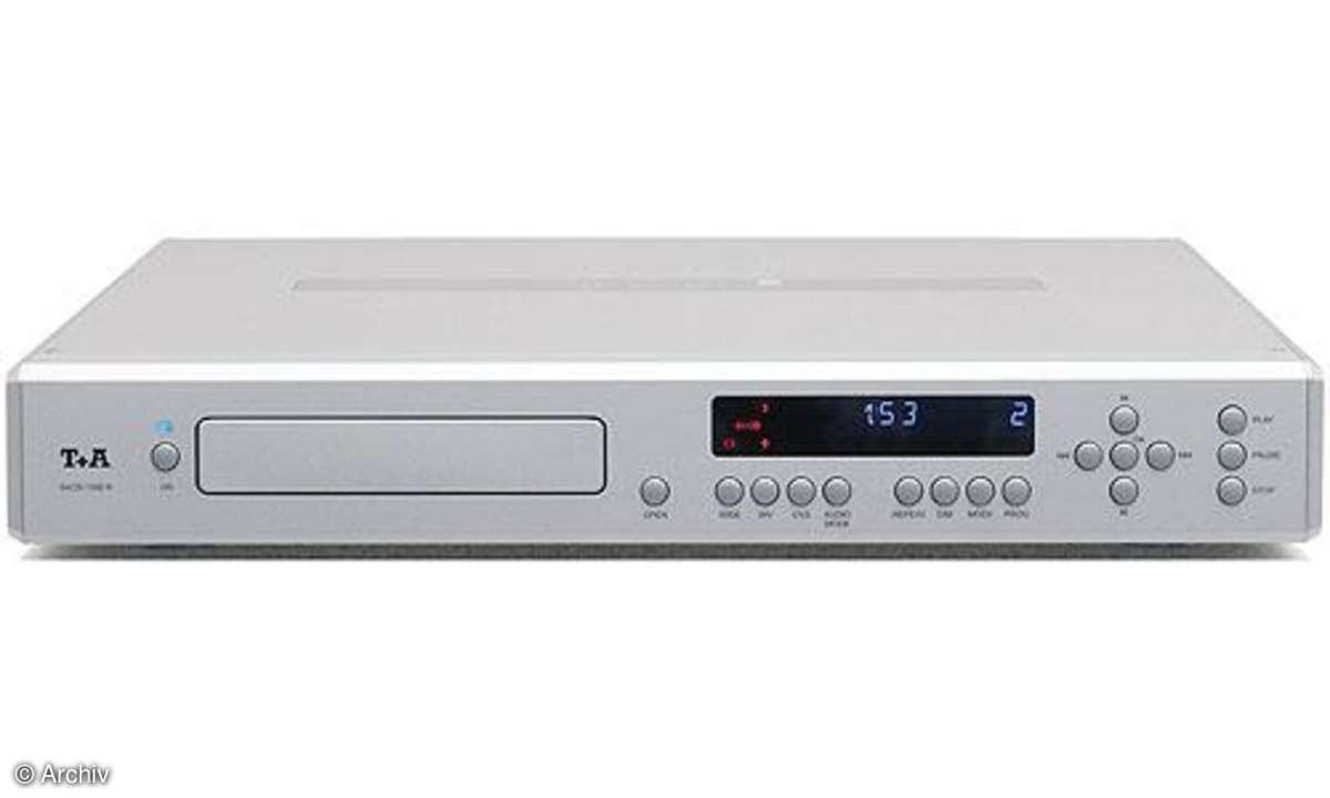 SACD-Spieler T+A SACD 1260 R