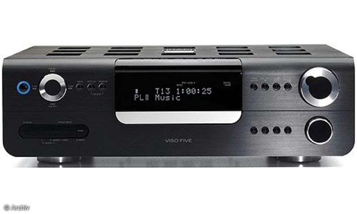 DVD-Receiver NAD Viso Five