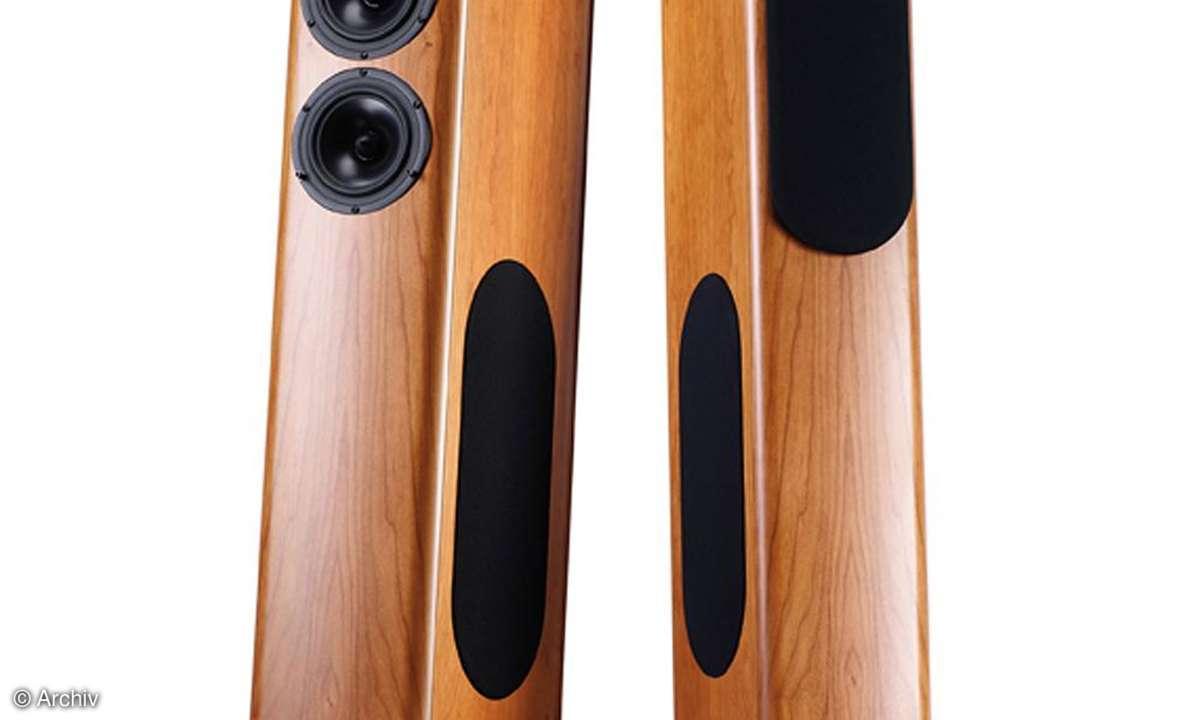 Audio Physic Avanti 5 Standboxen