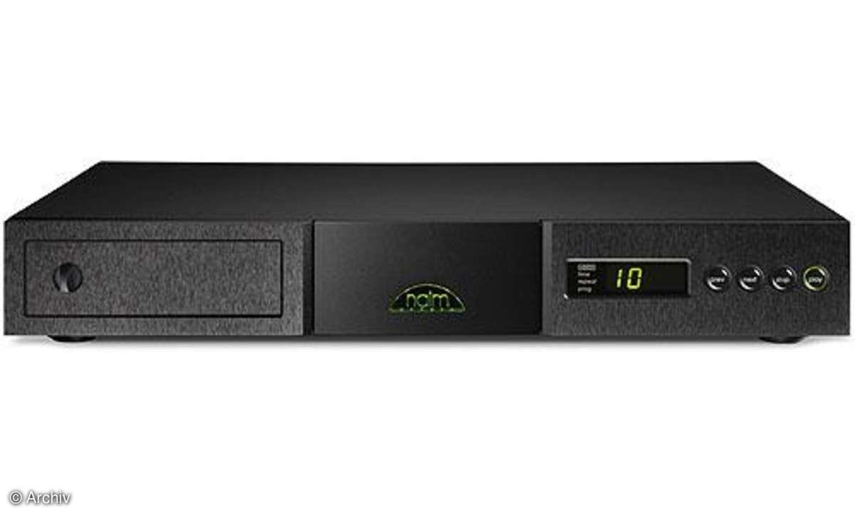 CD-Spieler Naim CD 5 XS / Flatcap XS