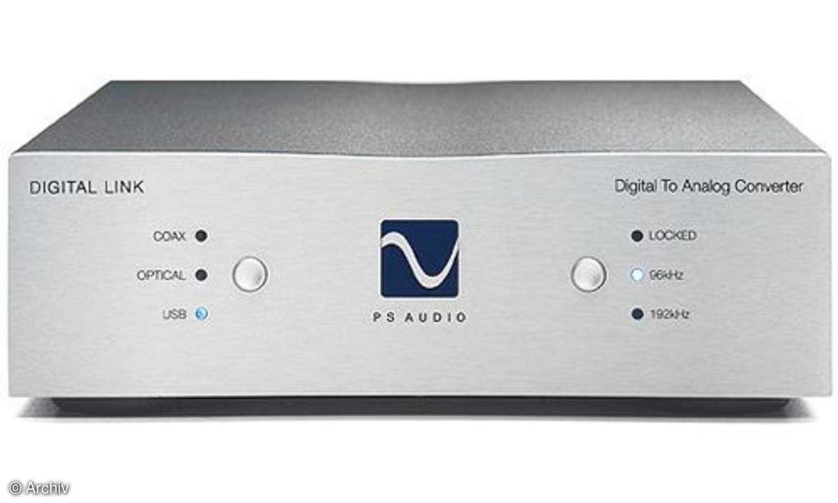 D/A-Wandler PS Audio DL III