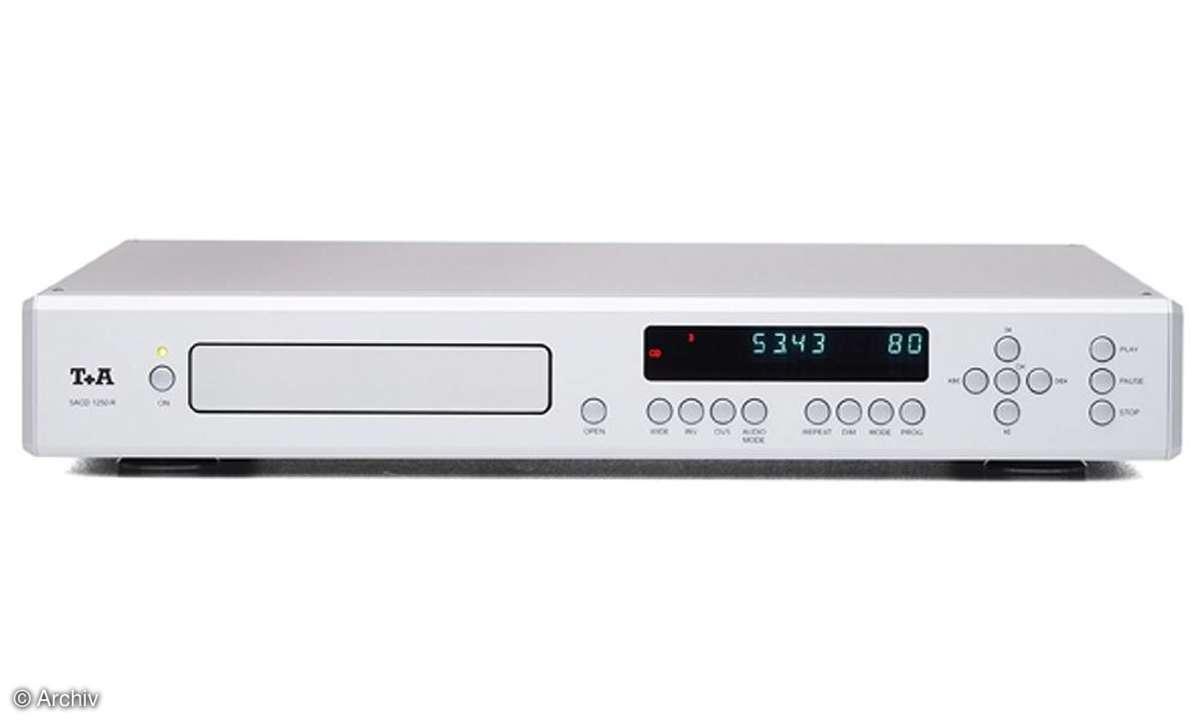 T+A SACD 1250 R