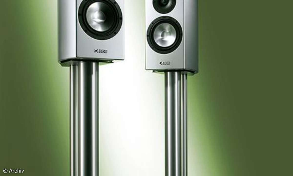 Canton Vento Reference 9 DC