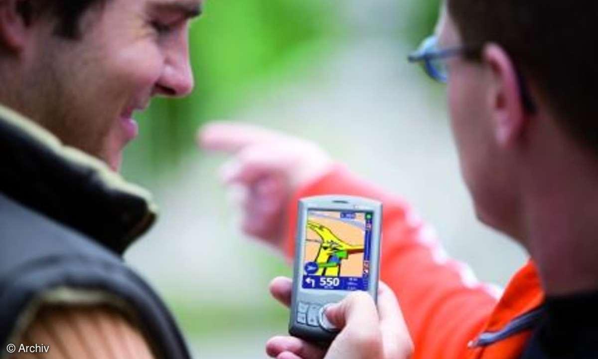 Navigation: So funktioniert AGPS