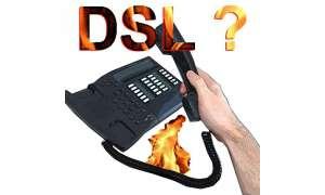 DSL-Hotline-Test