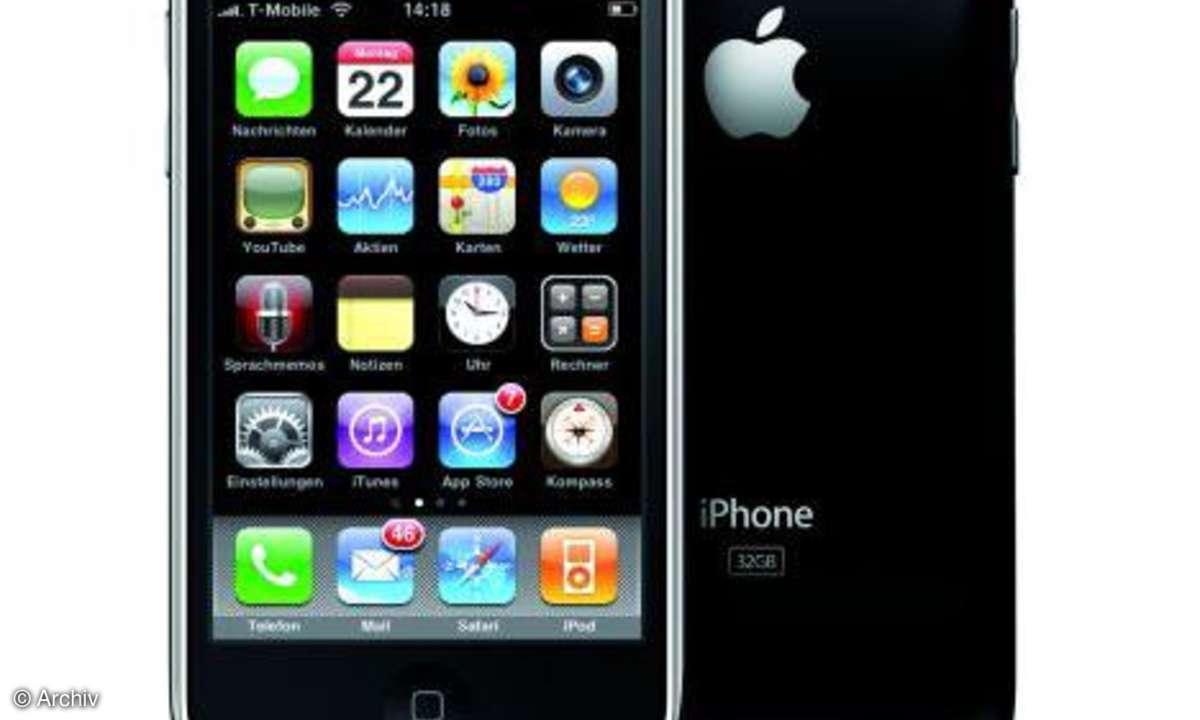 Apple iPhone 3GS