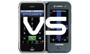 iPhone vs. QBowl