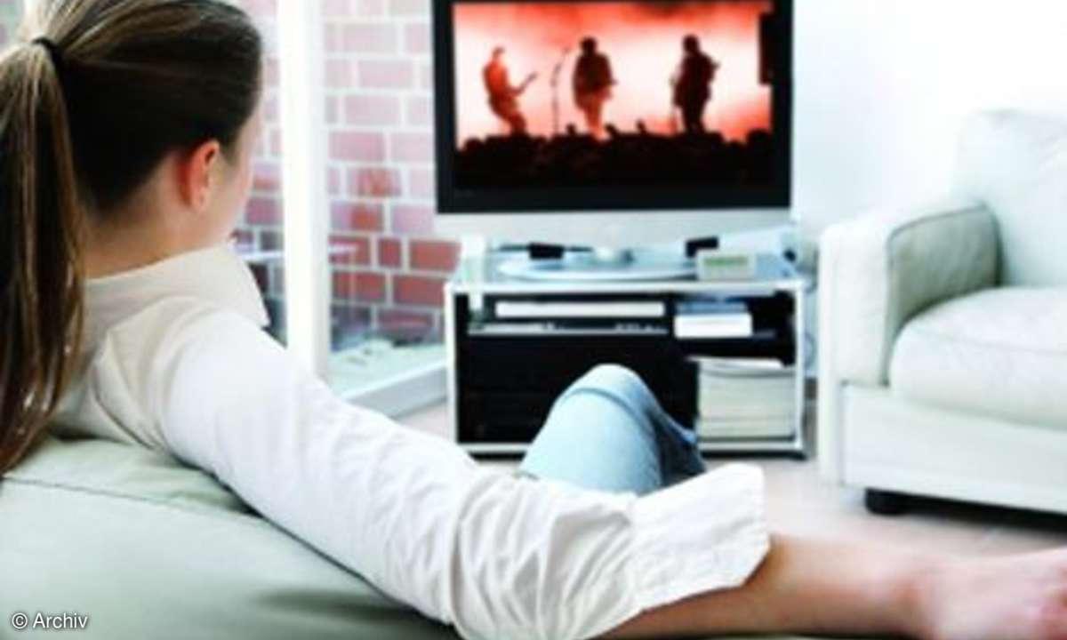 IPTV-Angebot T-Entertain von T-Home