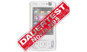Dauertest Nokia N95