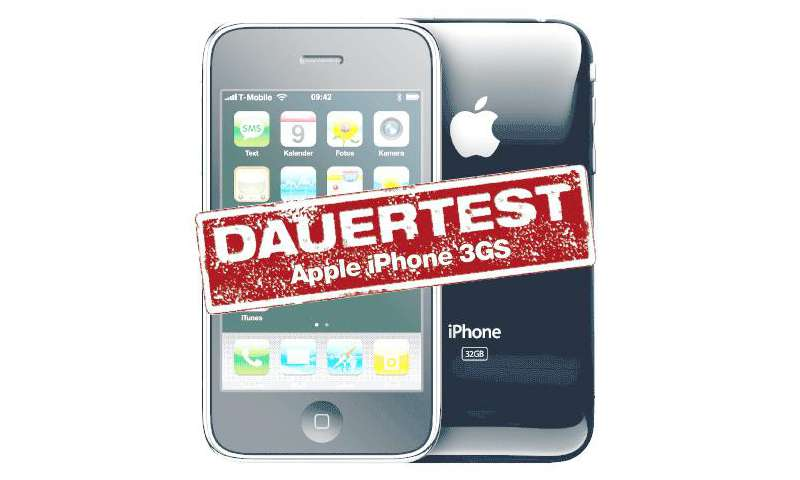 link iphone to mac dauertest apple iphone 3gs connect 5351