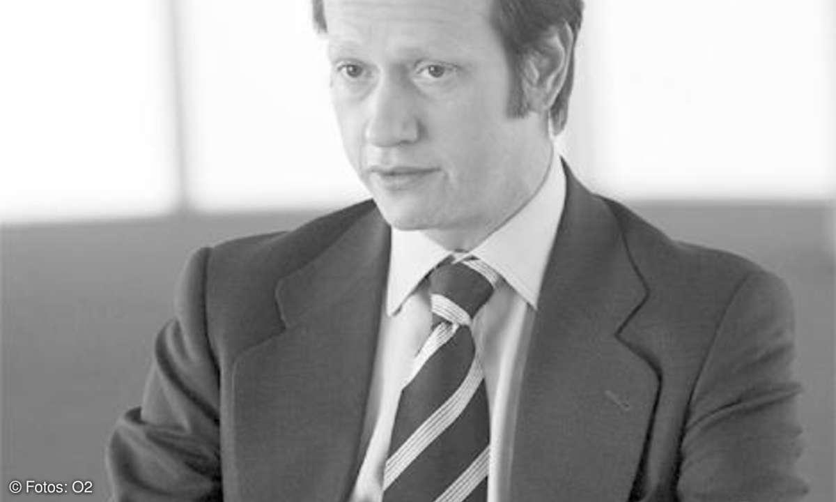Jaime Smith Basterra, Geschäftsführer O2 Deutschland